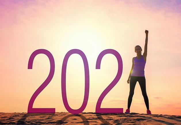 Neues Jahr - neues Glück & neues Ausprobieren...