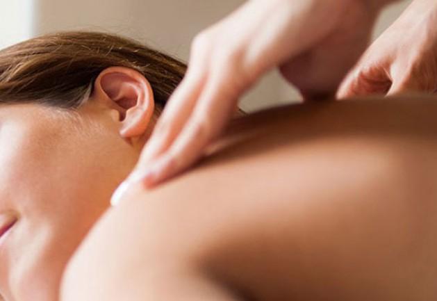 Massage vor und nach der Geburt